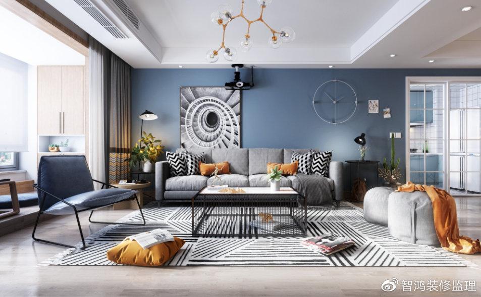 客厅是地砖好还是木地板好?智鸿监理为你解惑
